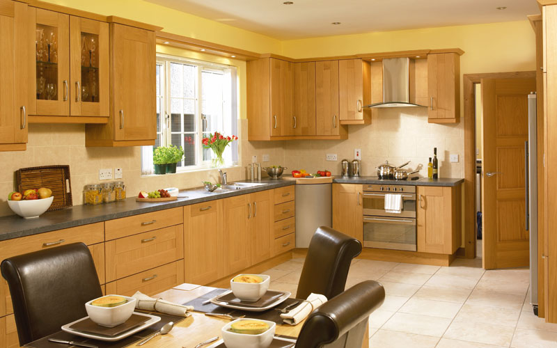 Choose style kitchen and bedroom doors for Cream kitchen carcasses